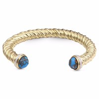 Lmj Summer Nights Cuff Gold
