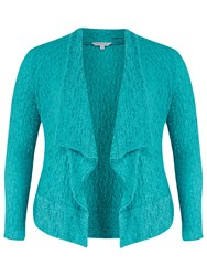 Chesca Bubble Jacket Turquoise