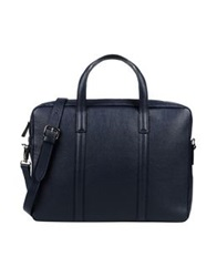 8 Handbags Dark Blue