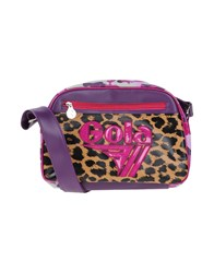 Gola Handbags Purple