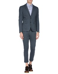 Paolo Pecora Suits And Jackets Suits Men Grey