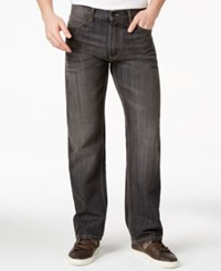Sean John Hamilton Deco Marcy Relaxed Fit Jeans Marcy Black