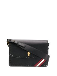 Bally Celestine Shoulder Bag Black