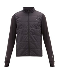 Calvin Klein Performance Technical Quilted Shell Jacket Black