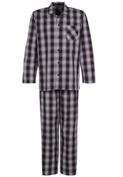 Jockey Pyjamas Dark Blue White