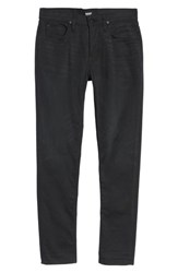 Hudson Jeans 'S Sartor Slouchy Skinny Fit Charred