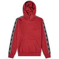 Coach Horse And Carriage Taped Popover Hoody Red