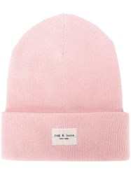 Rag And Bone Ribbed Beanie 60