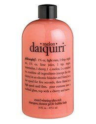 Philosophy Melon Daiquiri Shower Gel 16Oz No Color