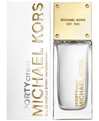 Michael Kors Sporty Citrus Eau De Parfum Spray 1.7 Oz No Color