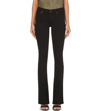 Citizens Of Humanity Emanuelle Slim Bootcut Mid Rise Jeans Tuxedo