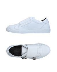 Pantofola D'oro Footwear Low Tops And Sneakers White