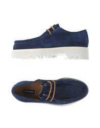 Dsquared2 Loafers Blue