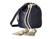 See By Chloe Vicky Small Bucket Bag W Crossbody Strap Midnight Cross Body Handbags Navy