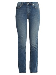Mih Jeans Daily High Rise Straight Leg Denim