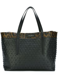 Jimmy Choo 'Pimlico' Tote Black