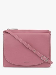 Matt And Nat Vintage Collection Casey Vegan Cross Body Bag Berry