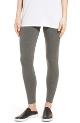 Yummie Tummie Women's By Heather Thomson 'Gloria' Leggings Heathered Charcoal