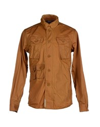 Prps Coats And Jackets Jackets Men Brown