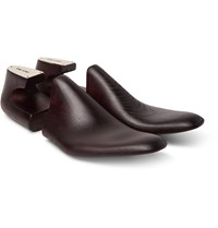 Tom Ford Wooden Shoe Trees For Lace Up Shoes Dark Brown