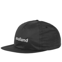 Soulland Bitterbukk 5 Panel Cap Black