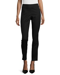 Kaufman Franco Skinny Leg Riding Pants Onyx