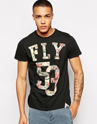Fly 53 T Shirt Black