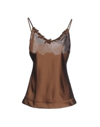 Coast Weber And Ahaus Topwear Tops Women Brown