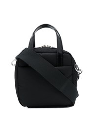 Kara All Around Zip Tote Black
