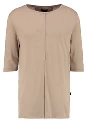 Tiger Of Sweden Jeans Tang Long Sleeved Top Beige Clay