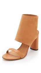 Iro Sils Sandals Camel Brown