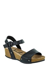 Rocket Dog Gem Wedge Sandal Black