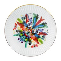 Christian Lacroix Caribe Charger Plate