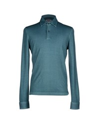 Gran Sasso Knitwear Jumpers Men Deep Jade