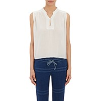 Nsf Women's Gauze Conor Top White Ivory White Ivory