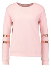 Lee Sweatshirt Pale Pink Rose