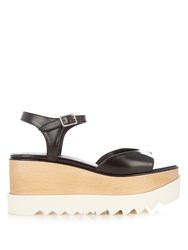 Stella Mccartney Elyse Platform Sandals Black