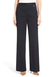 Women's Nordstrom Collection Twill Maritime Pants