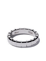 Chopard 18Kt White Gold Ice Cube Ring Unavailable
