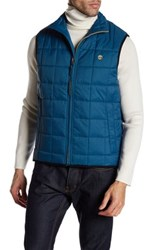 Timberland Galehad Quilted Vest Blue