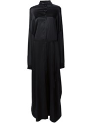 Ann Demeulemeester 'Callista' Dress Black