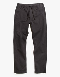 Obey Travel Slubtwill Pant Black