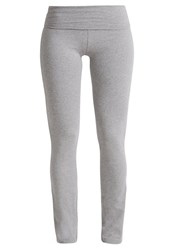 Dimensione Danza Tracksuit Bottoms Melange Mottled Grey