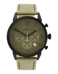 Head Wrist Watches Military Green