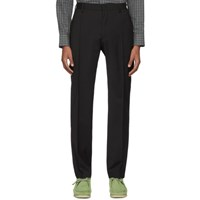 Tiger Of Sweden Black Tulago Trousers