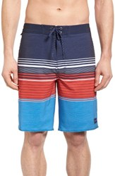 O'neill Men's Big And Tall Jack Frontiers Stretch Board Shorts Aurora
