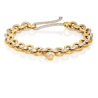 Malcolm Betts Rolo Chain Bracelet