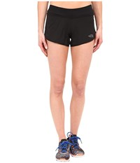 The North Face Better Than Naked Split Shorts Tnf Black Women's Shorts