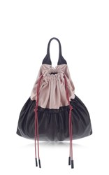 Marni Drawstring Hand Bag Black