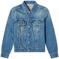 Acne Studios 1998 Denim Jacket Blue